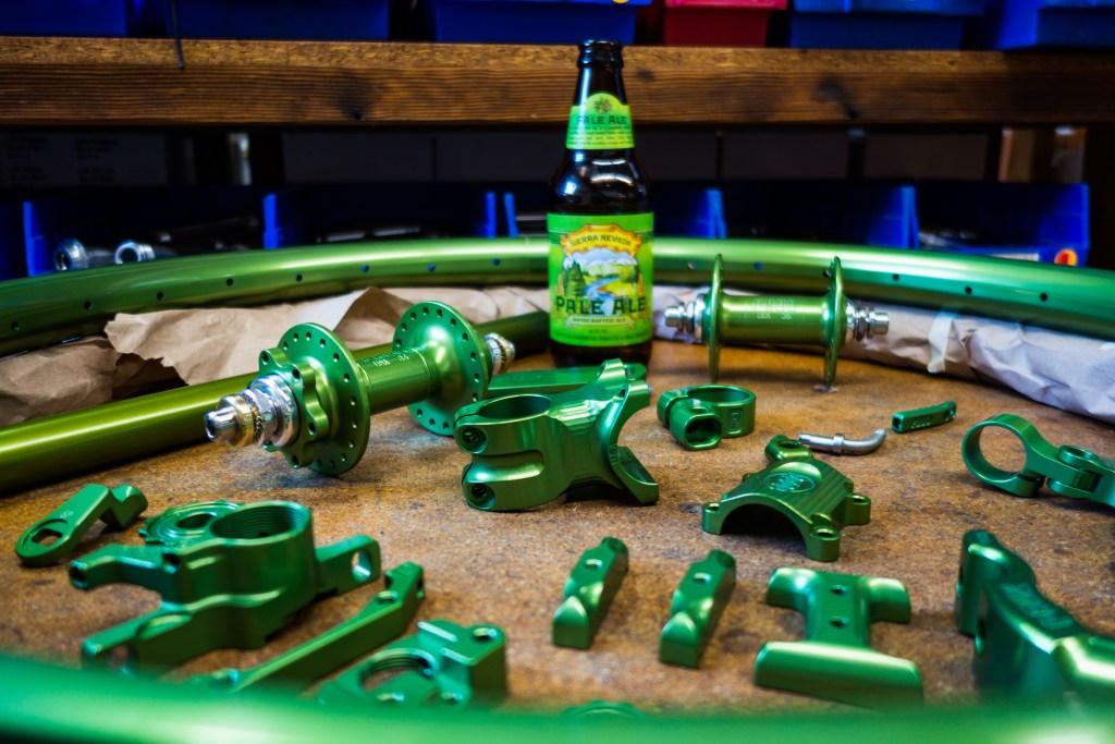 Paul Component Engineering Sierra Nevada Shredder collab
