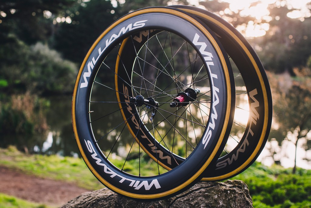 Williams Cycling System 60 Carbon Clincher Review