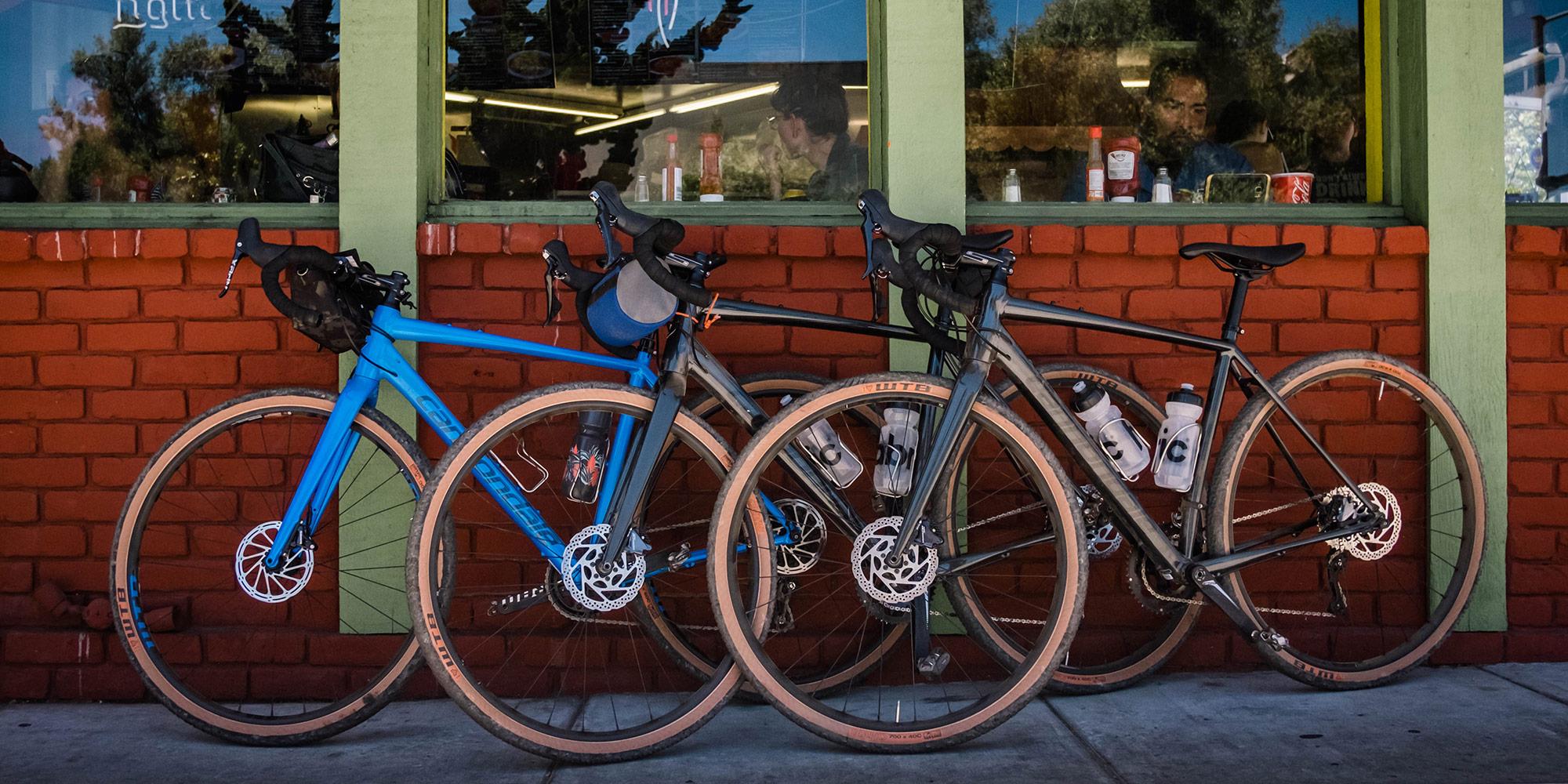 2019 Cannondale Topstone Gravel Adventure Bike
