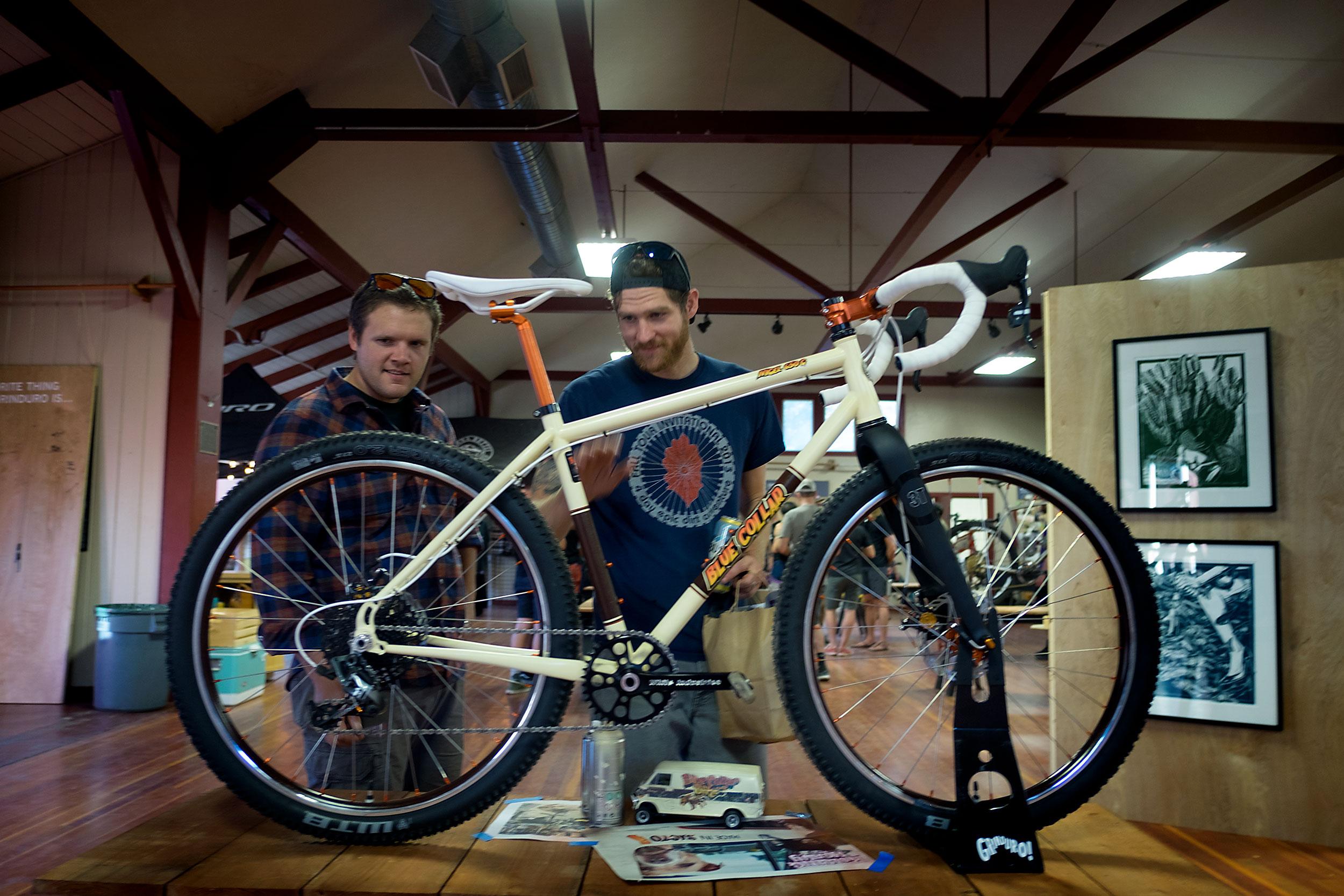 Grinduro 2018 Blue Collar Bikes