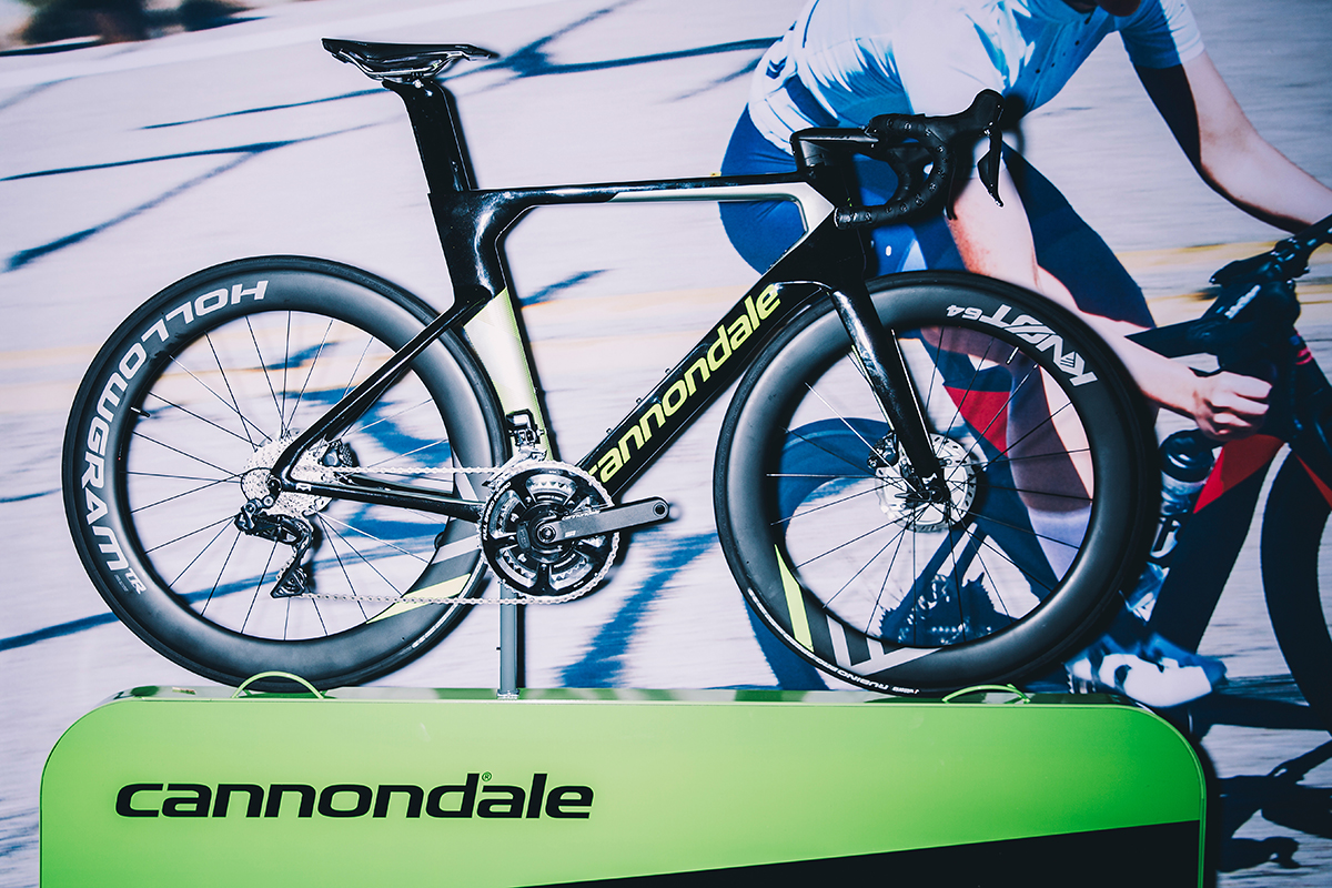 Cannondale SystemSix Interbike 2018
