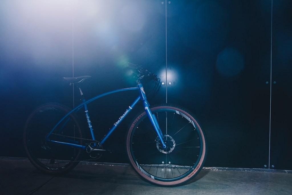 Van DesselWhiskey Tango Foxtrot - Urban Gravel WTF Interbike 2018