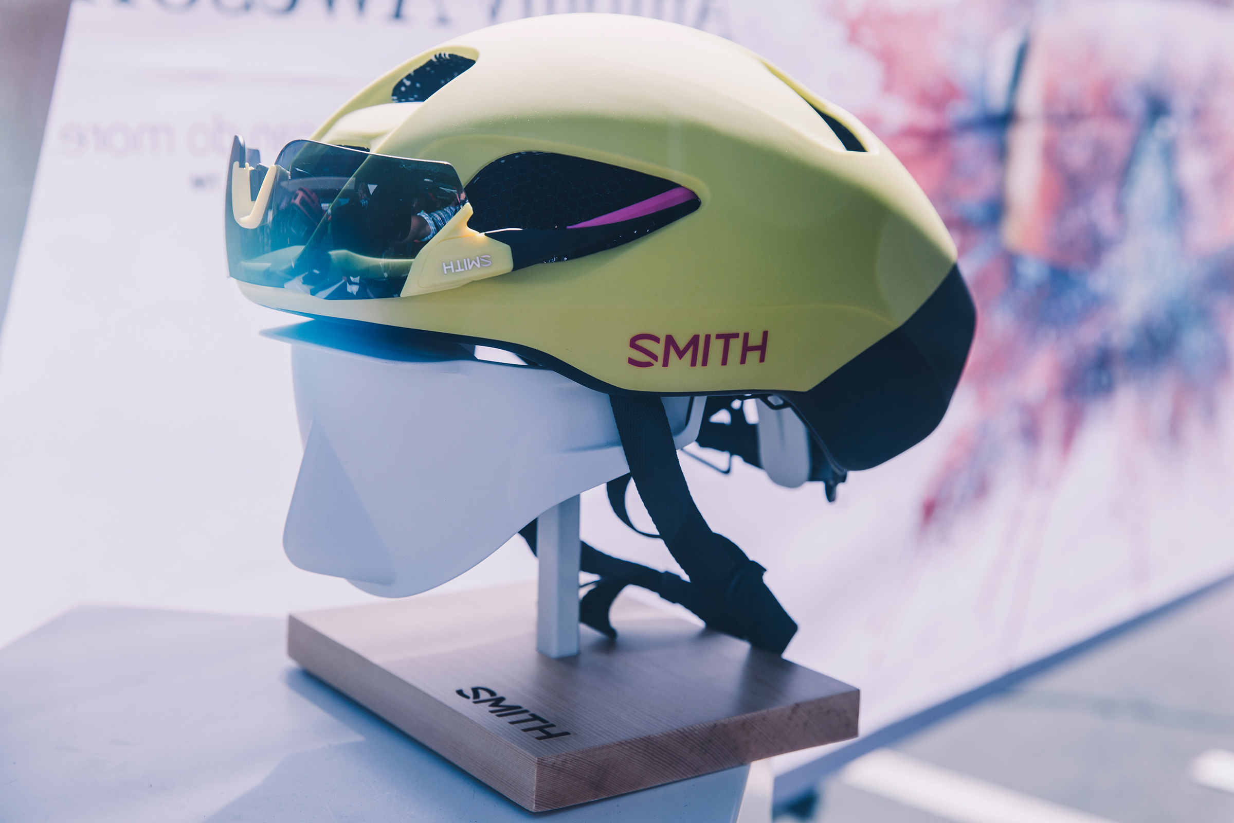 Smith Ignite aero road helmet