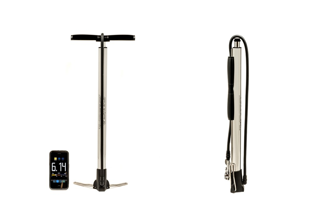 Silca Viaggio Travel Floor Pump