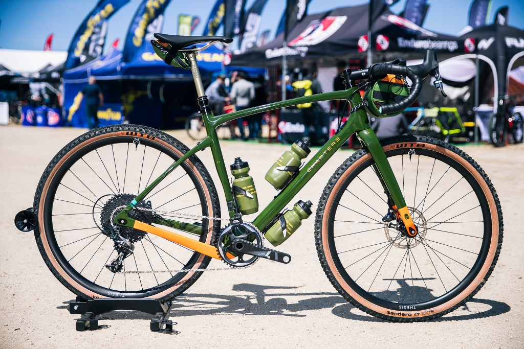 Sea Otter Classic Chapter 2 AO gravel bike