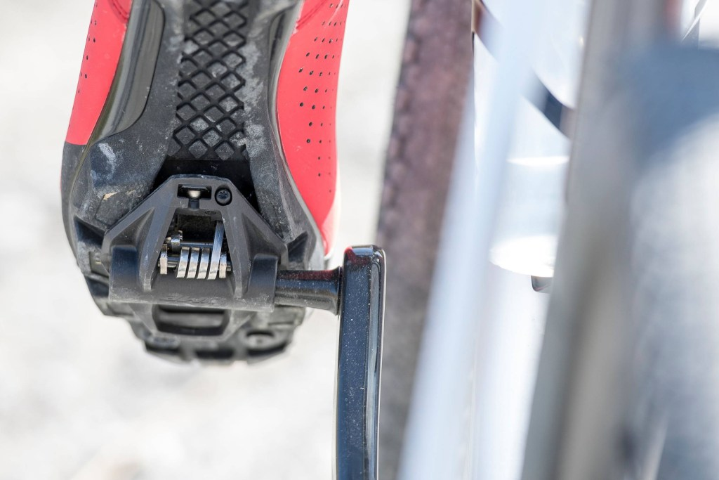 Time Cyclo gravel clipless pedals