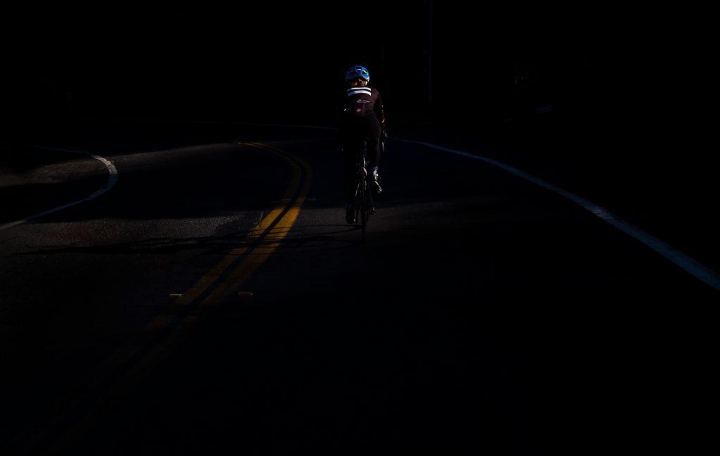 Cameras and bikes. Bikes and cameras.