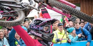Tahnée Seagrave, Fort William World Cup 2015