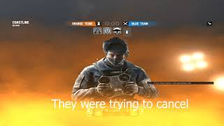 Neon Dawn Ranked Placements – Rainbow Six Siege
