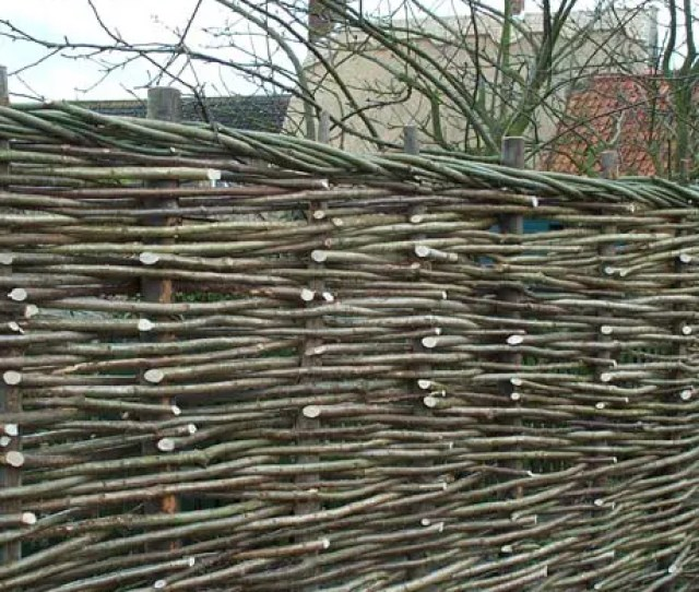 Plus Hurdle Fences Are Incredibly Durable Especially In In Extreme Winds The Natural Gaps In The Woven Texture Allow Wind To Pass Through
