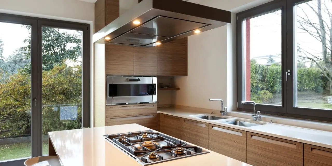 a 9-step checklist for an eco-friendly kitchen remodel