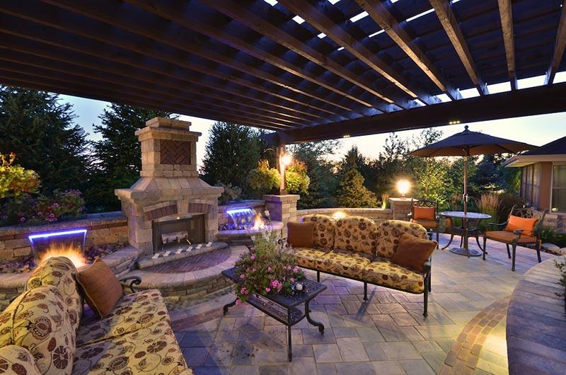 award winning patio designs ramsey nj award winning outdoor kitchen design 600x402 ramsey nj award winning - Award Winning Patio Designs
