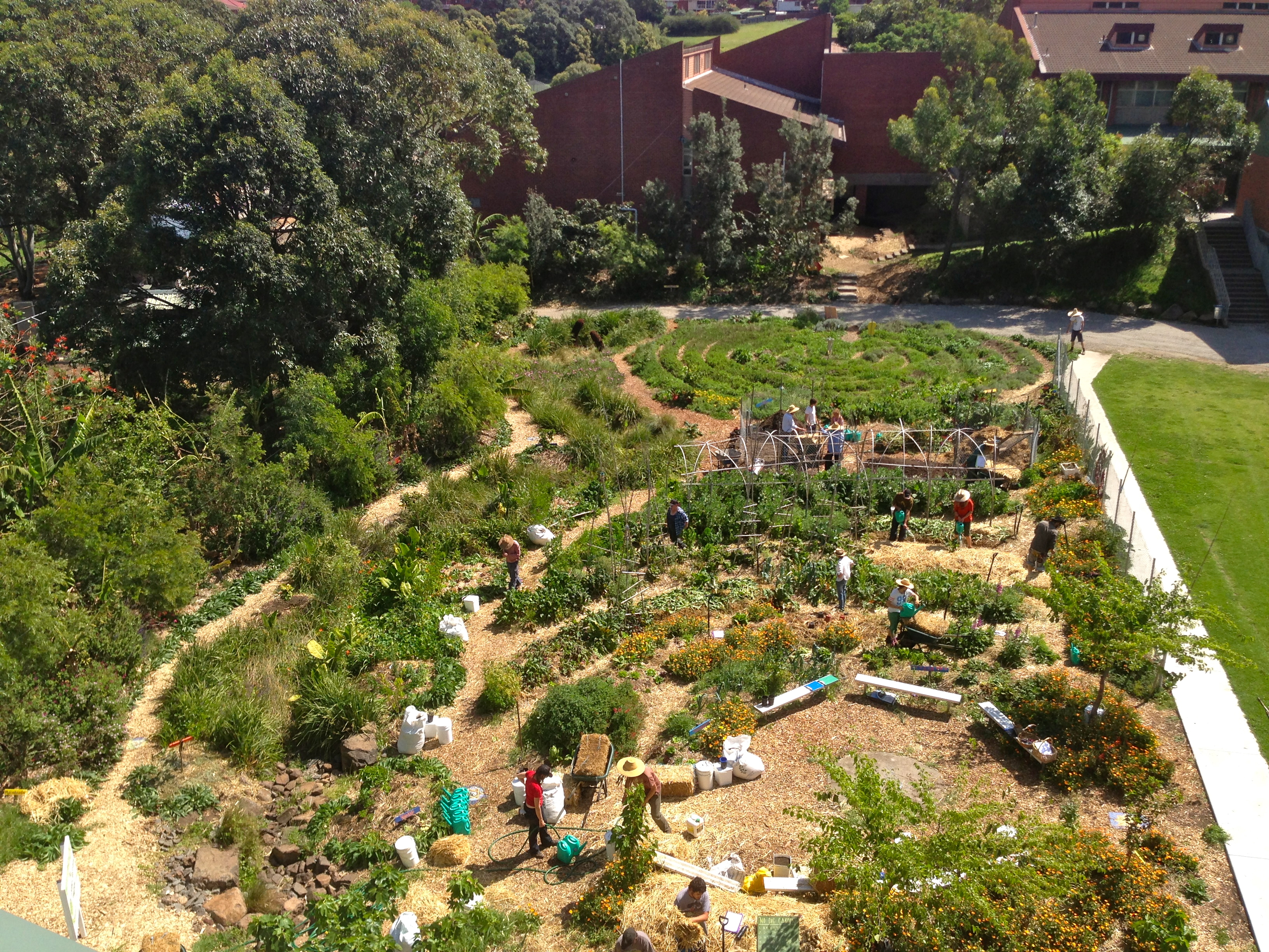 About our venue | Elemental Permaculture on Backyard Permaculture Design id=55866
