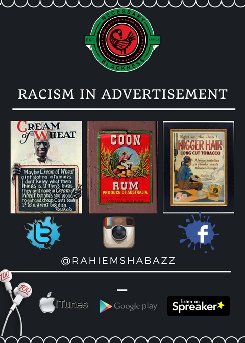 Racism In Advertisement