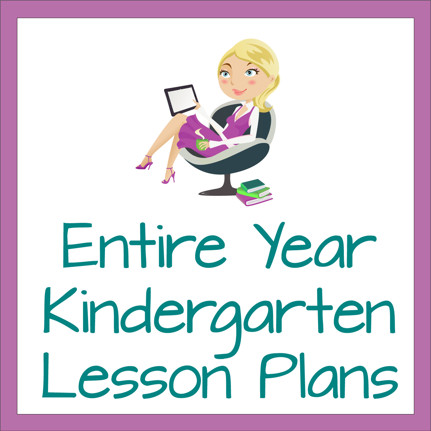 Kindergarten Library Lesson Plans