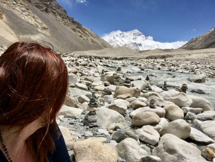 Everest Tibet May 2018