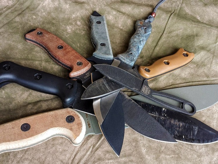 Knife Pile Hero