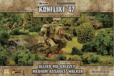 Allied Grizzly Medium Walker