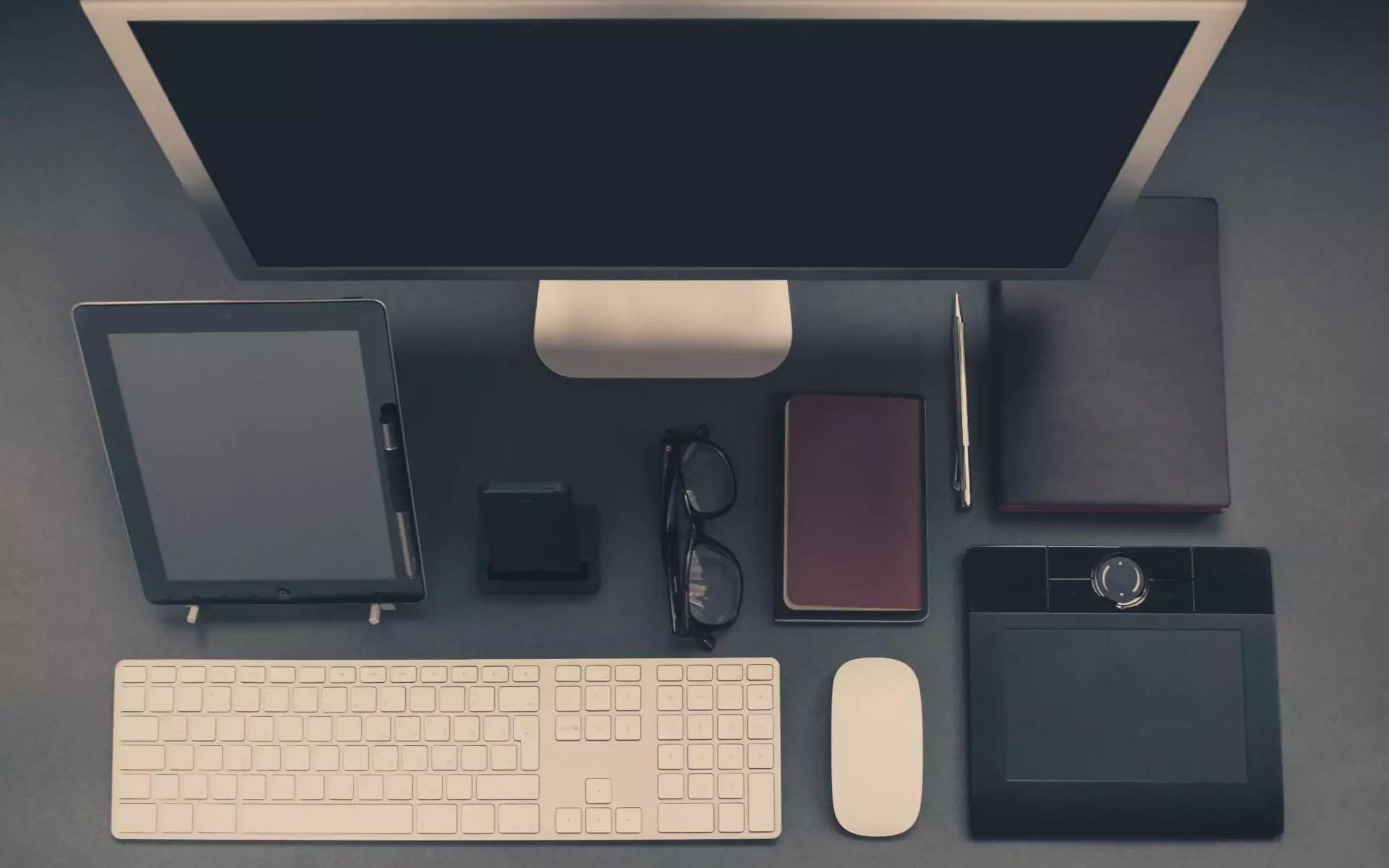 objetos utilizados design projeto designer trabalho investimento crescimento escritório marca empresa