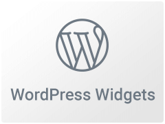 widget-wordpress