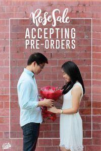 Rose Sale pre-orders