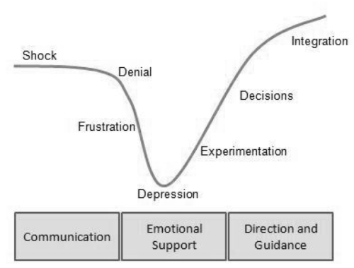 change curve stages