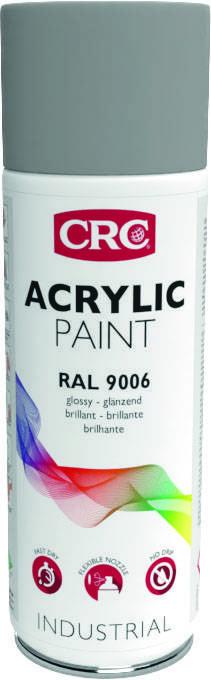 CRC ACRYL RAL-9006 Aluminium Brillant