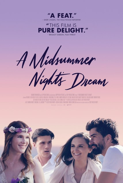 A Midsummer Night's Dream - Poster 2000x3000