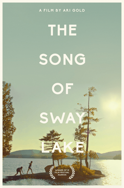 SWAY LAKE KEY ART