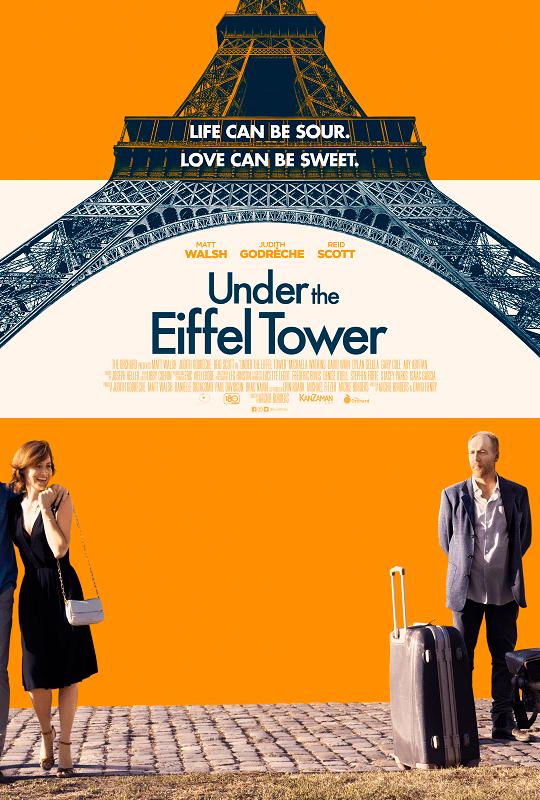 UNDER THE EIFFEL TOWER Key Art