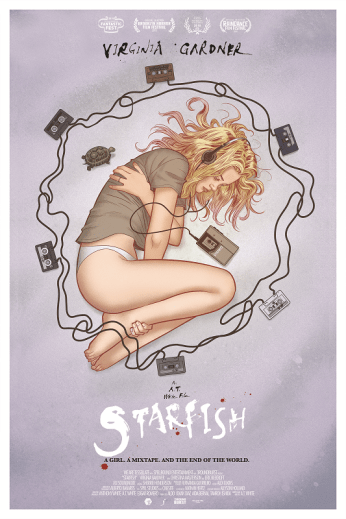 Starfish Theatrical Poster