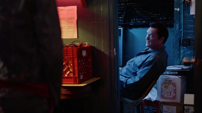 Michael Madsen as Kevin