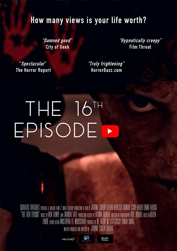 16th episode key art