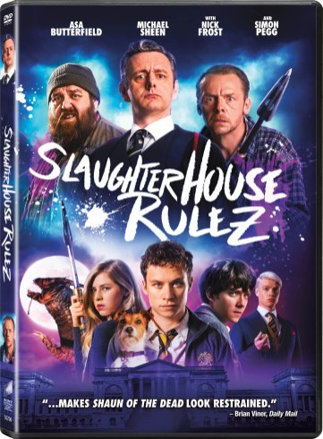 SLAUGHTERHOUSE_RULEZDVD Box Art