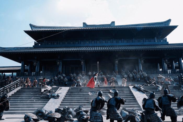 KINGDOM - TAKAO OSAWA - WANG YI - 1