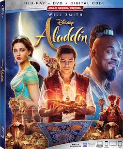 Disney's Aladdin BD
