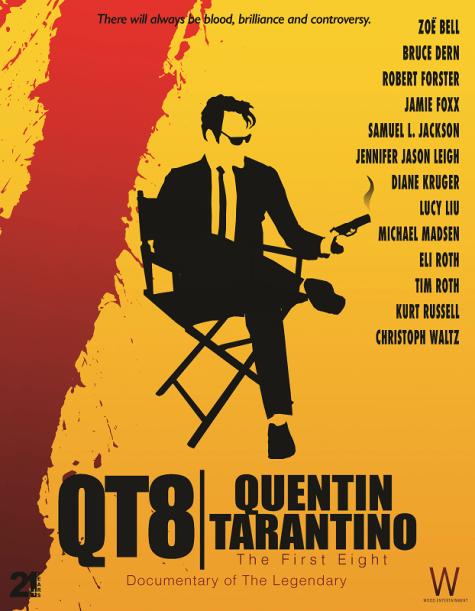 QT8 poster
