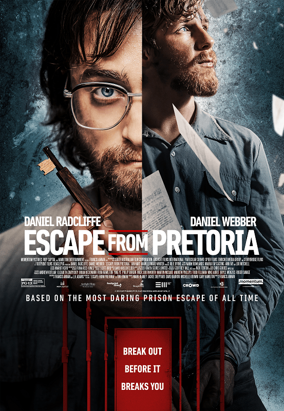 EscapeFromPretoria_TheatricalPoster