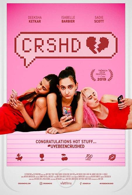 CRSHD IMDB poster