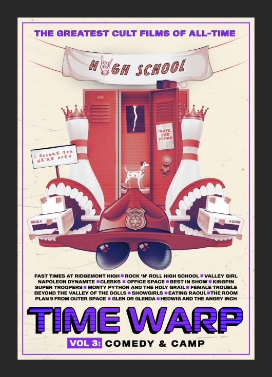 Time Warp V3 poster