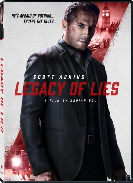 Legacy of Lies box art