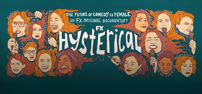 Hysterical FX Network