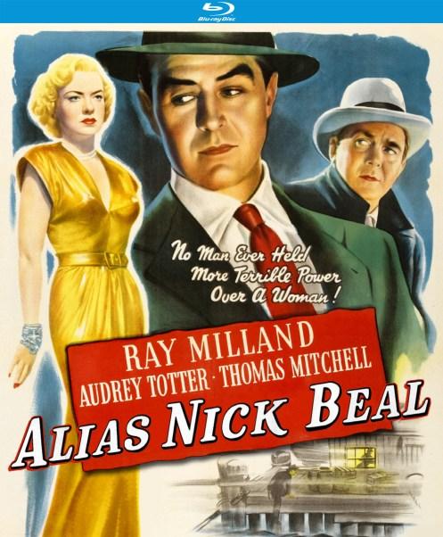 Alias Nick Beal cover art
