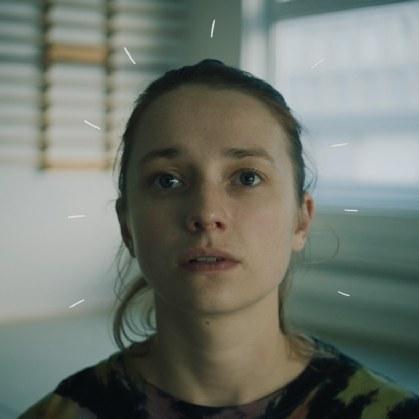 Kristine Kujath Thorp as Rakel in NINJABABY