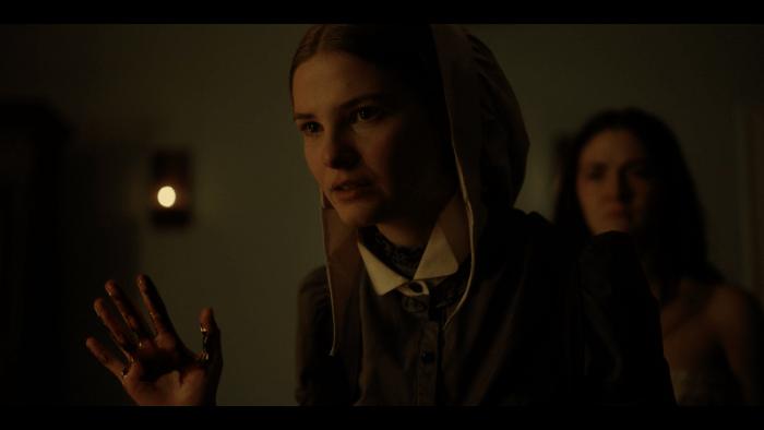 The Last Thing Mary Saw - Mary still 12