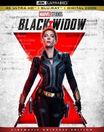 Black Widow 4K