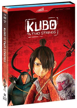 Kubo and the Two Strings LAIKA Studios Edition box art