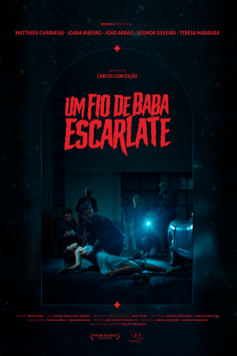 Name Above Title FioBabaEscarlate Poster digital-01