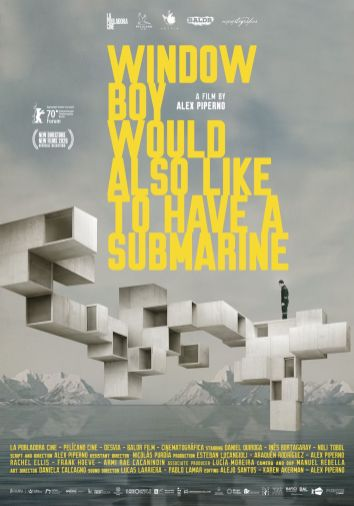 Window Boy Will Also Have a Submarine poster