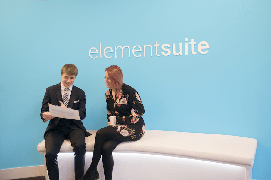 staff at elementsuite